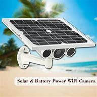 تجهیزات مورد نیاز دوربین مداربسته با برق خورشیدی