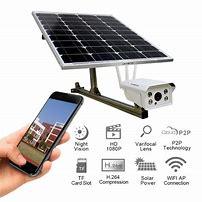 چگونگی عملکرد دوربین بیسیم خورشیدی
