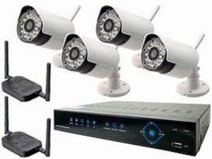 انواع دوربین مداربسته وایرلس1