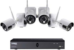 خرید پک 4 عدد دوربین مداربسته بی سیم کیفیت بالا