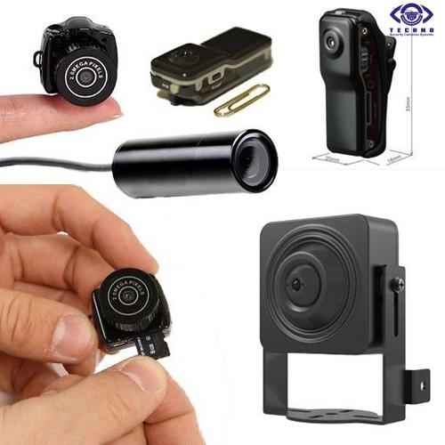خرید دوربین مدار بسته کوچک مخفی ارزان