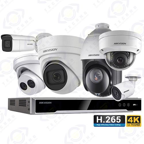 قیمت دوربین مدار بسته 4k تحت شبکه هایک ویژن