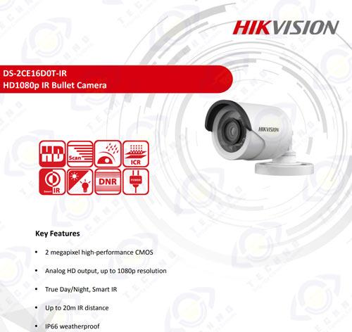 خرید دوربین هایک ویژن 2 مگاپیکسل