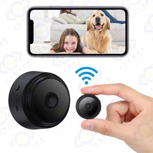 خرید دوربین مداربسته کوچک بیسیم